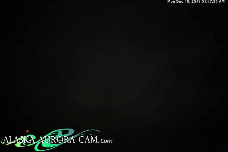 December 9th - Alaska Aurora Cam