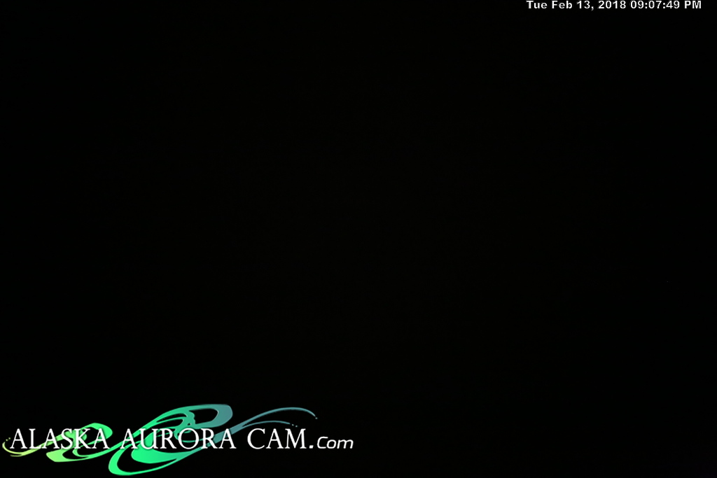 February 13th - Alaska Aurora Cam