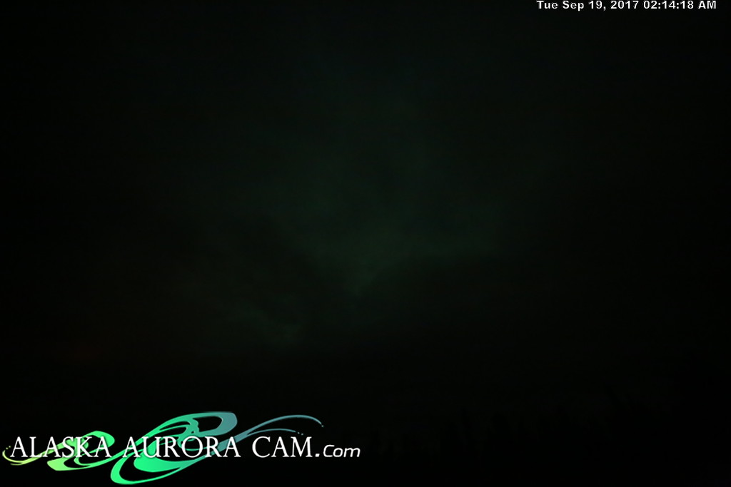September 18th - Alaska Aurora Cam
