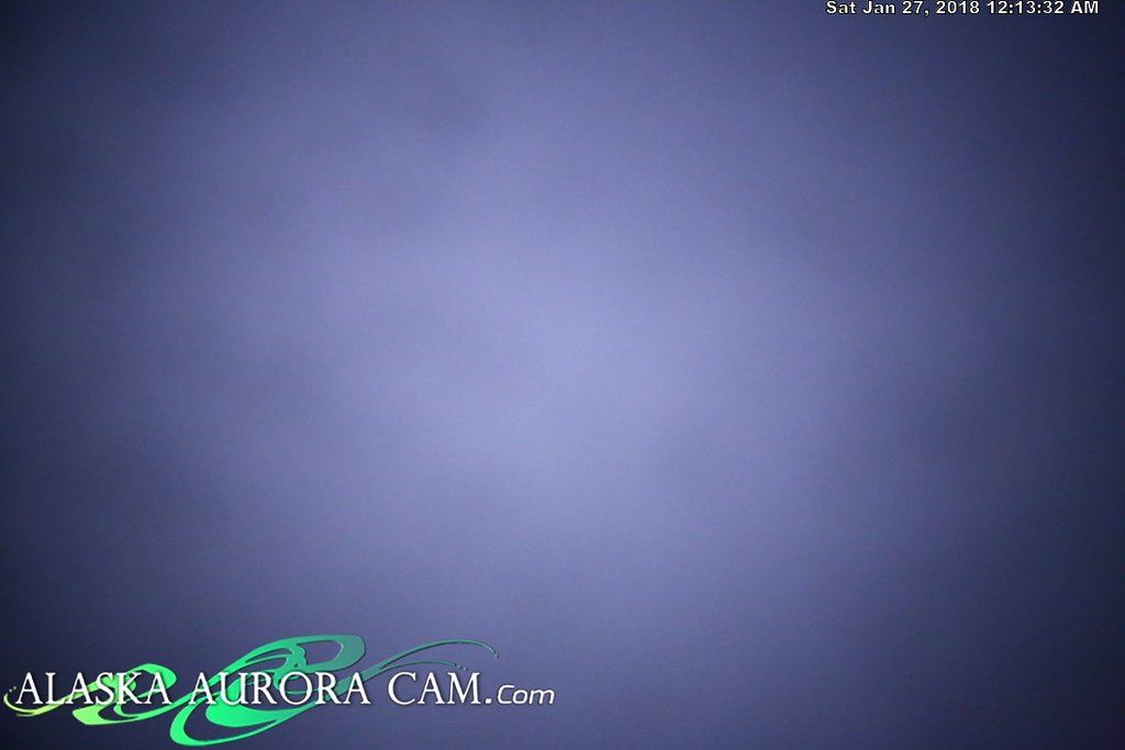 January 26th - Alaska Aurora Cam