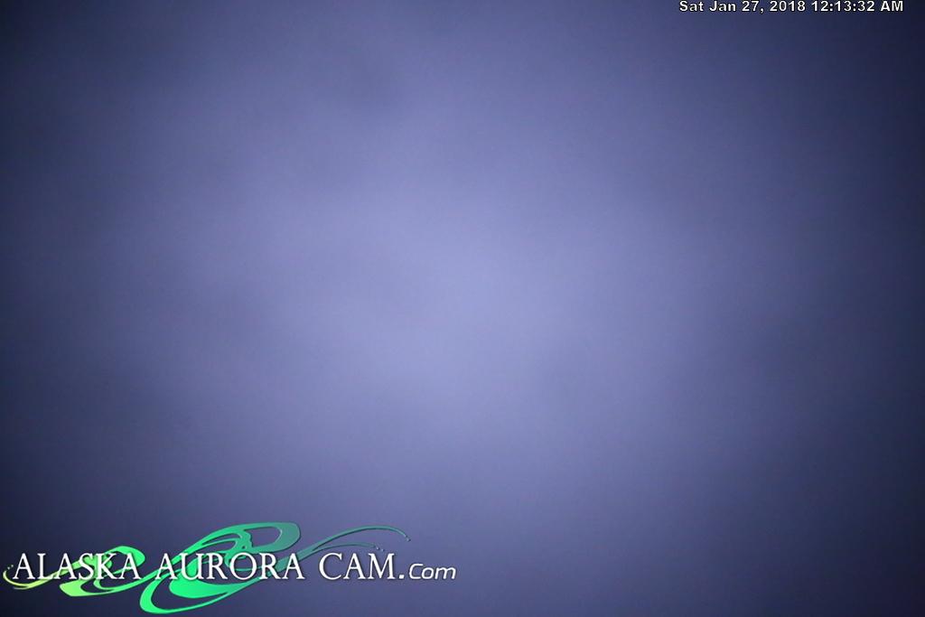 January 26th - Alaska Aurora Cam