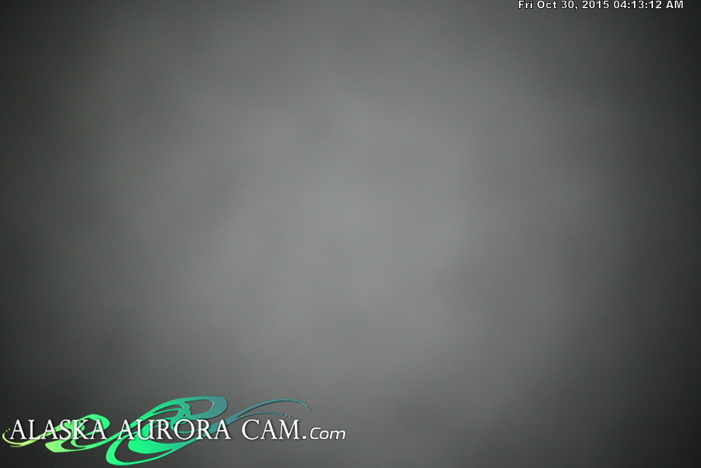 October 29th - Alaska Aurora Cam