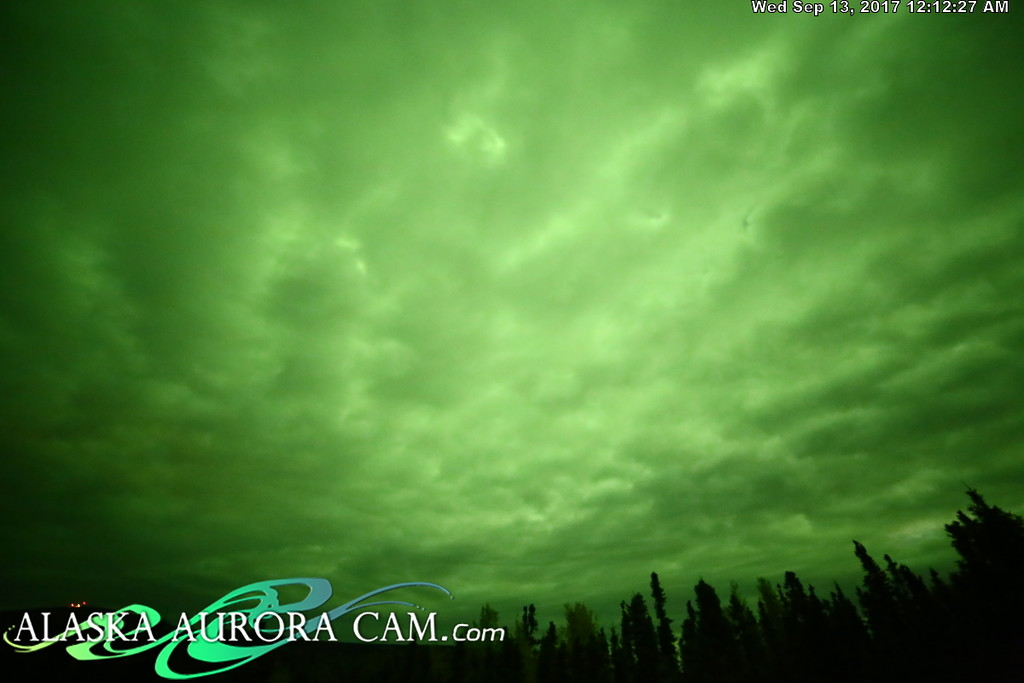 September 12th - Alaska Aurora Cam