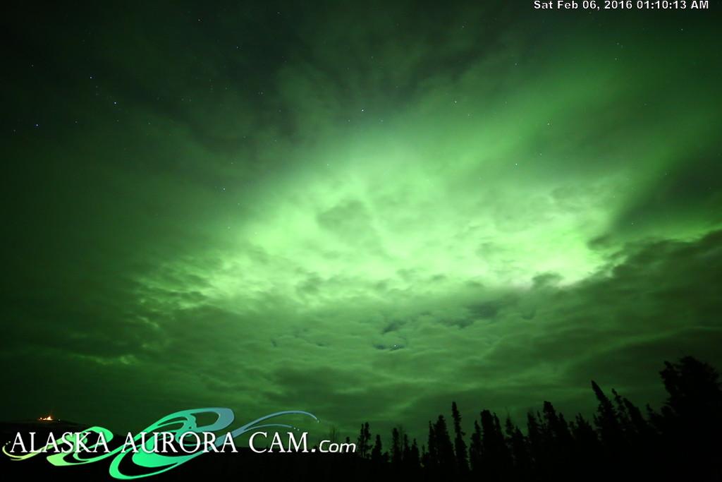 February 5th - Alaska Aurora Cam