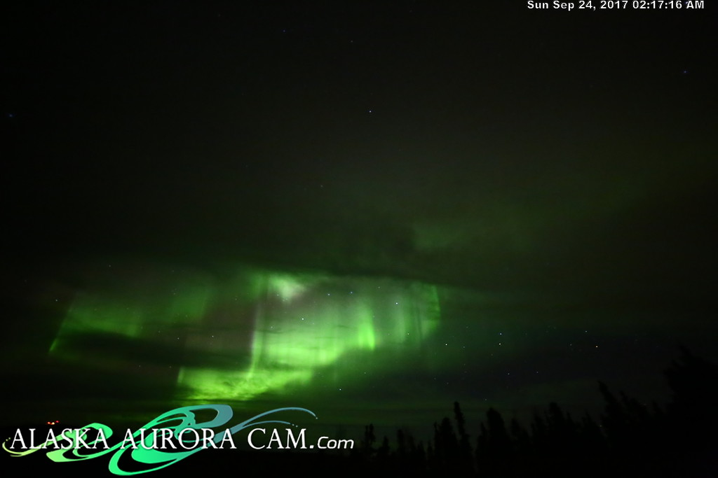 September 23rd - Alaska Aurora Cam