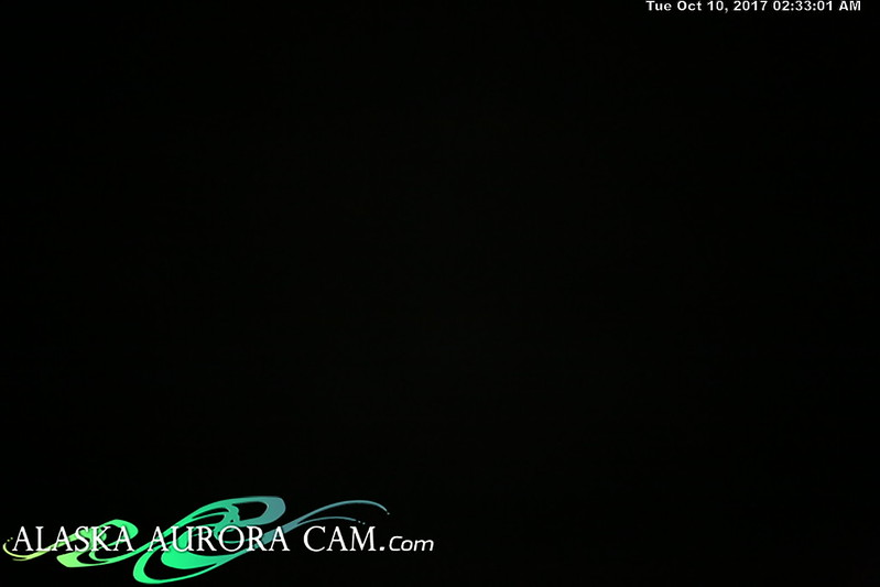 October 9th - Alaska Aurora Cam
