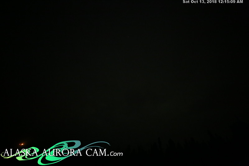 October 12th - Alaska Aurora Cam