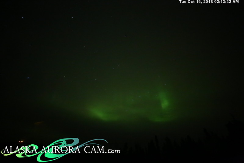 October 15th - Alaska Aurora Cam