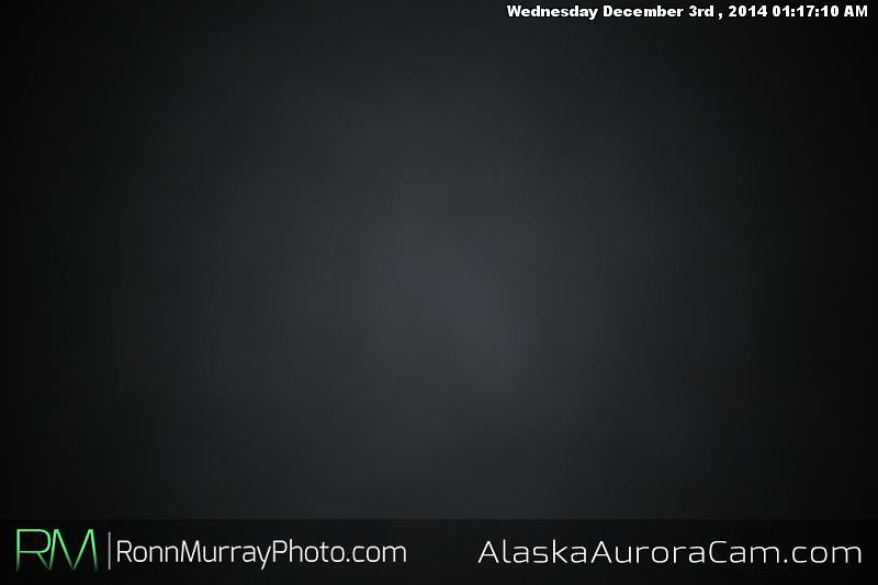 December 2nd - Alaska Aurora Cam
