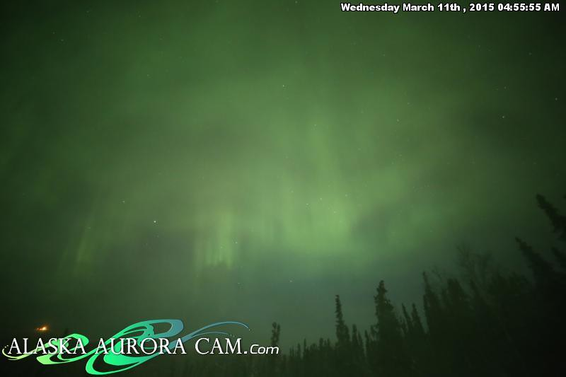 March 10th - Alaska Aurora Cam