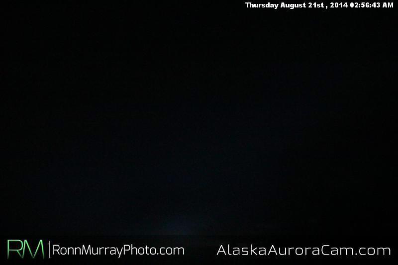 August 20th - Alaska Aurora Cam