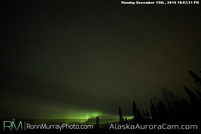 December 15th - Alaska Aurora Cam