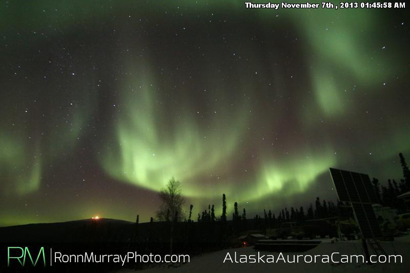 Better and Better - Nov 7th, Alaska Aurora Cam