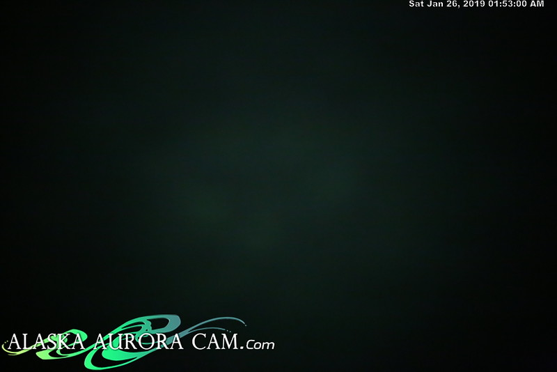 January 25th - Alaska Aurora Cam