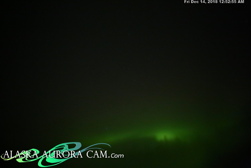 December 13th - Alaska Aurora Cam