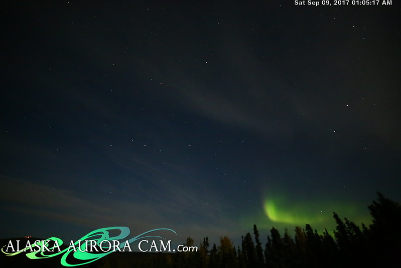 September 8th - Alaska Aurora Cam