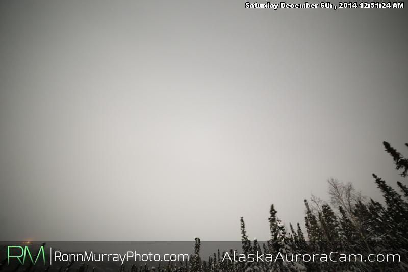 December 5th - Alaska Aurora Cam