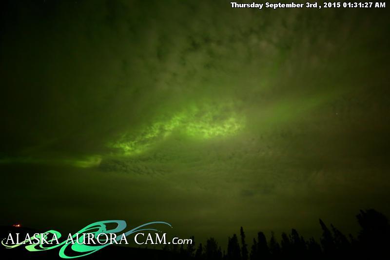 September 2nd - Alaska Aurora Cam