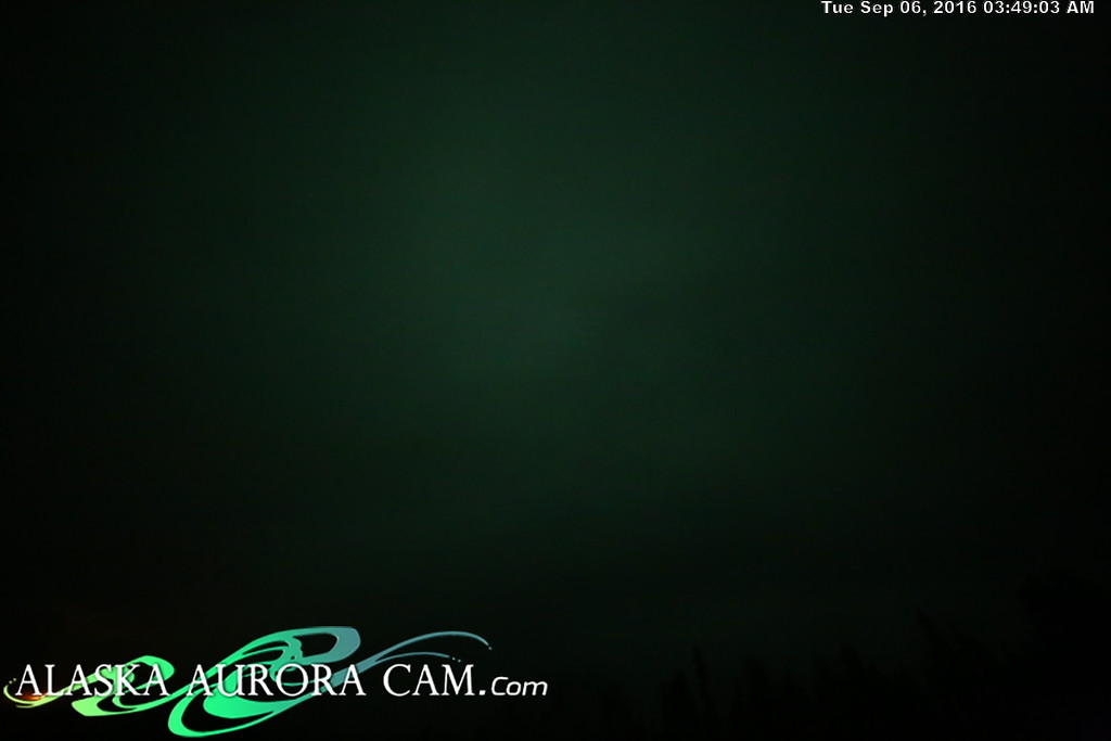 September 5th - Alaska Aurora Cam