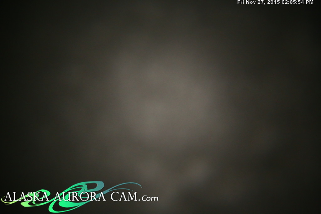 November 26th - Alaska Aurora Cam