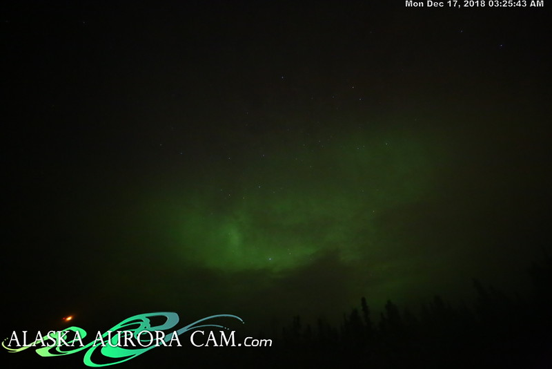 December 16th - Alaska Aurora Cam