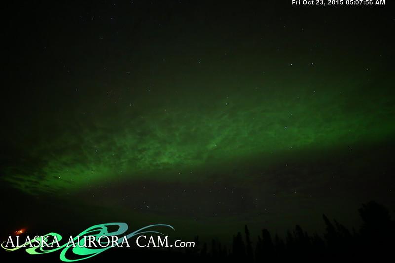 October 22nd - Alaska Aurora Cam