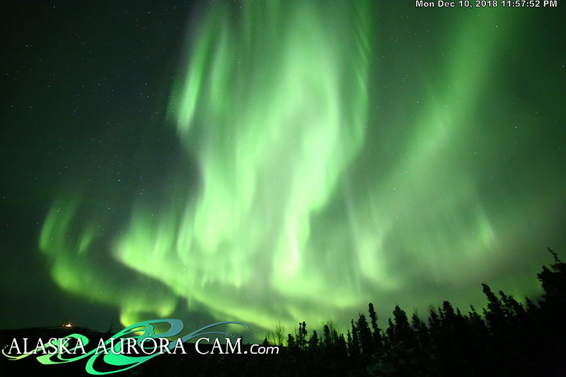 December 10th - Alaska Aurora Cam