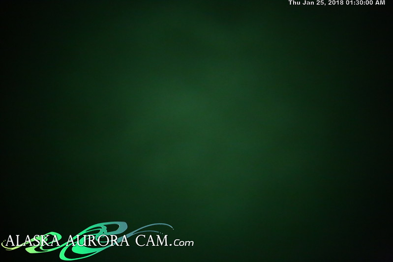 January 24th - Alaska Aurora Cam