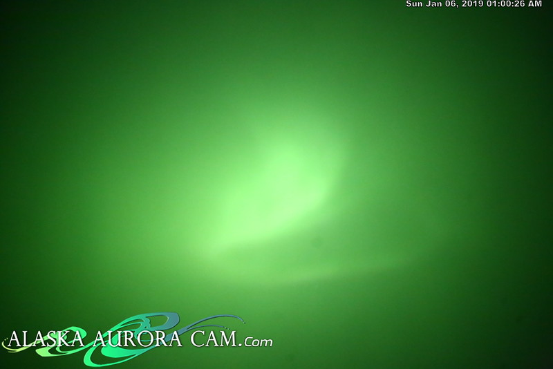 January 5th- Alaska Aurora Cam
