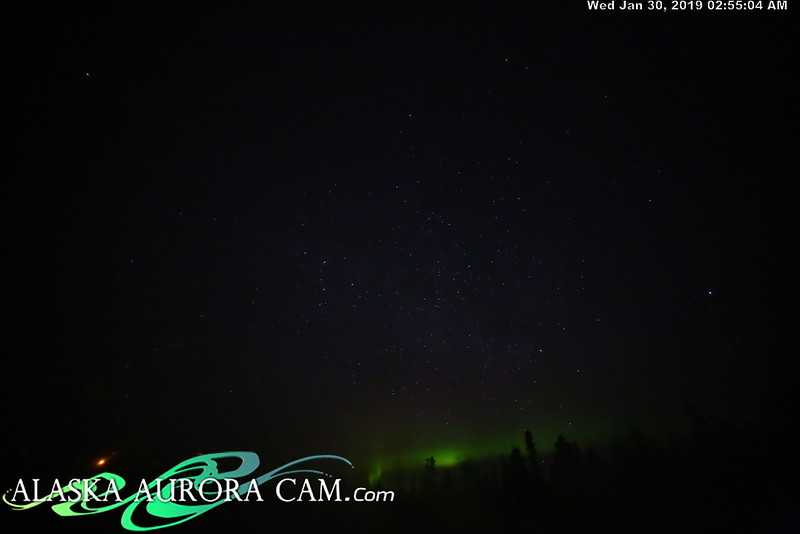 January 29th - Alaska Aurora Cam