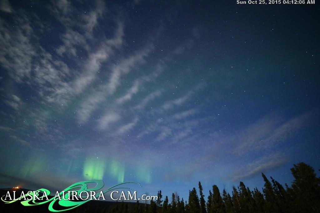 October 24th - Alaska Aurora Cam