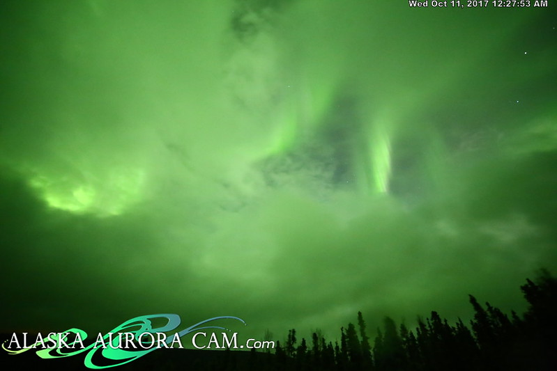 October 10th - Alaska Aurora Cam