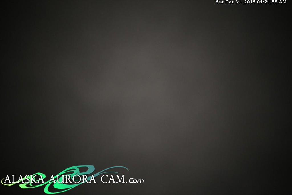 October 30th - Alaska Aurora Cam