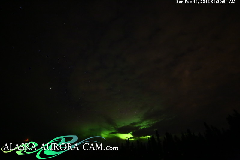 February 10th - Alaska Aurora Cam