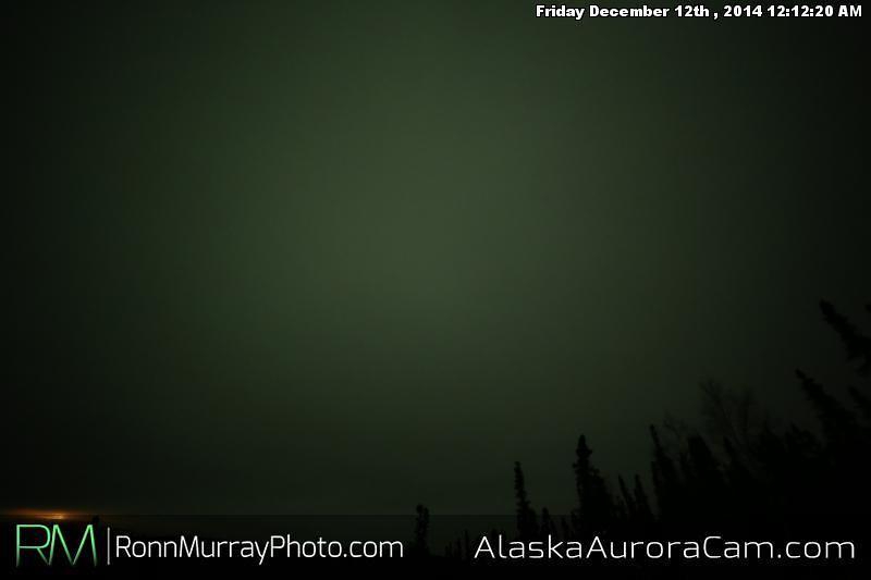 December 11th - Alaska Aurora Cam