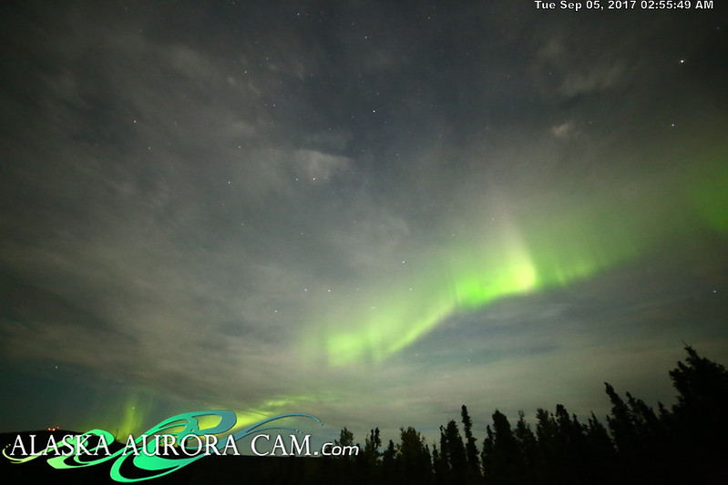 September 4th - Alaska Aurora Cam