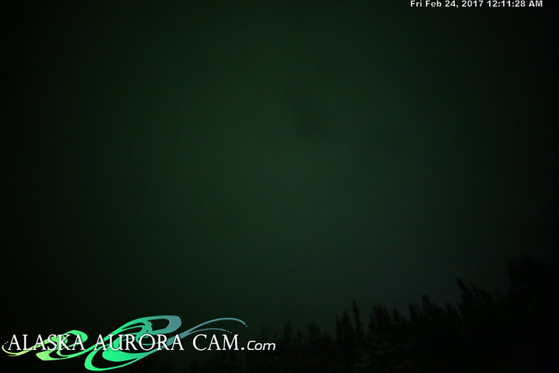 February 23nd  - Alaska Aurora Cam