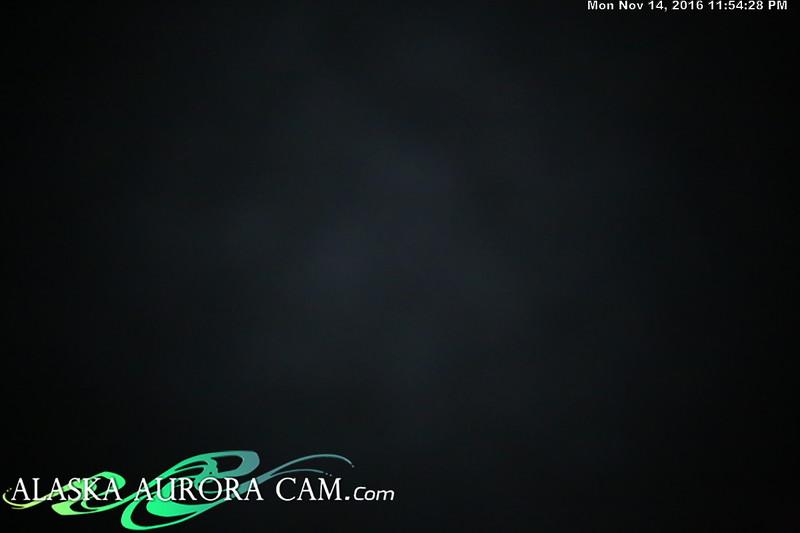 November 14th  - Alaska Aurora Cam