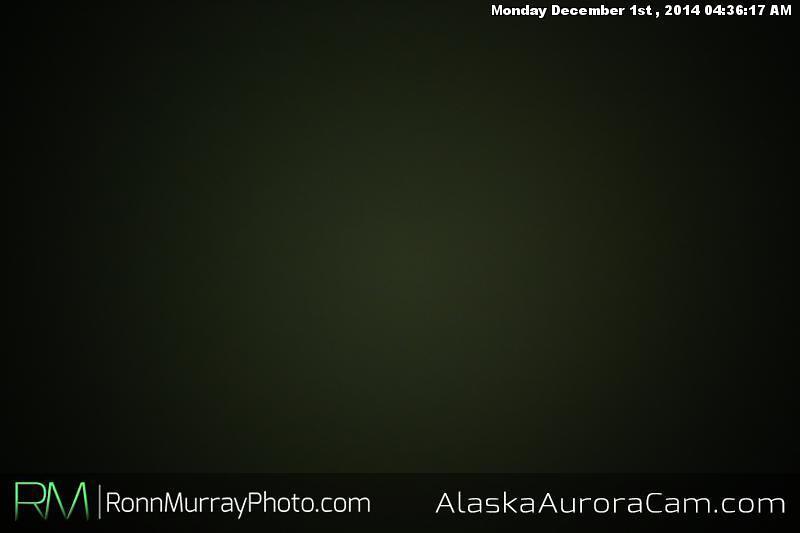 November 30th - Alaska Aurora Cam