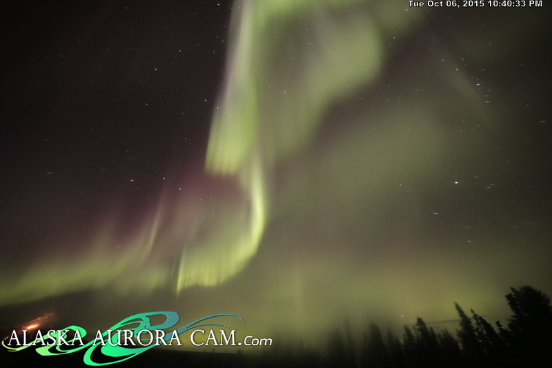 October 6th - Alaska Aurora Cam