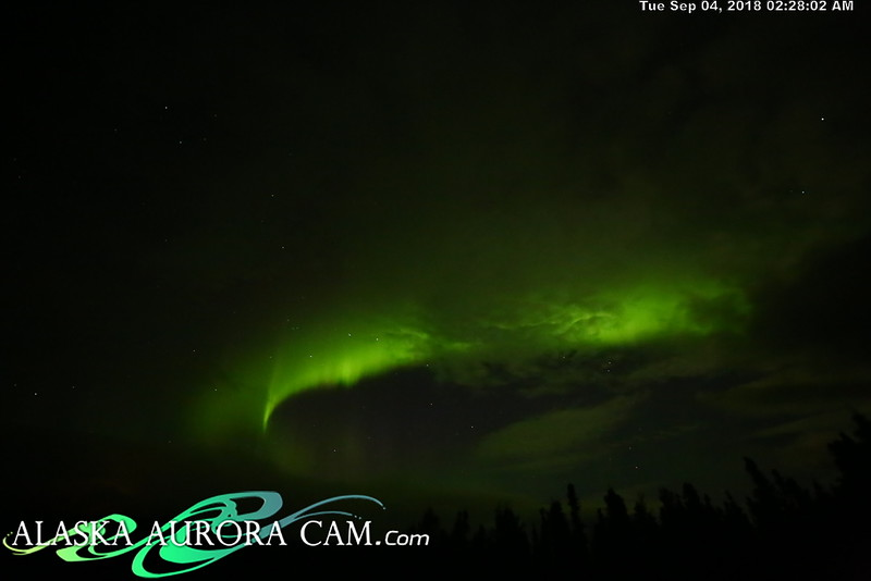 September 3rd - Alaska Aurora Cam