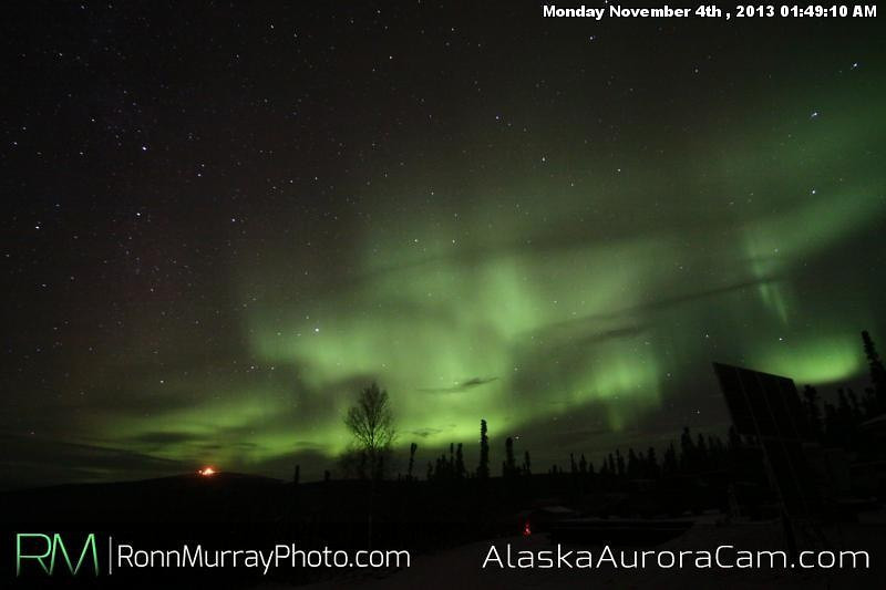 Early Bird Special - Nov 4th, Alaska Aurora Cam