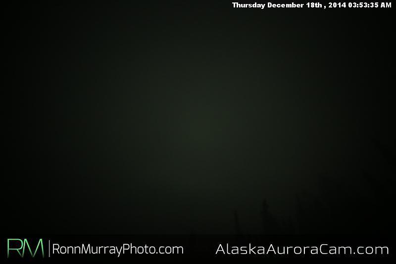 December 17th - Alaska Aurora Cam