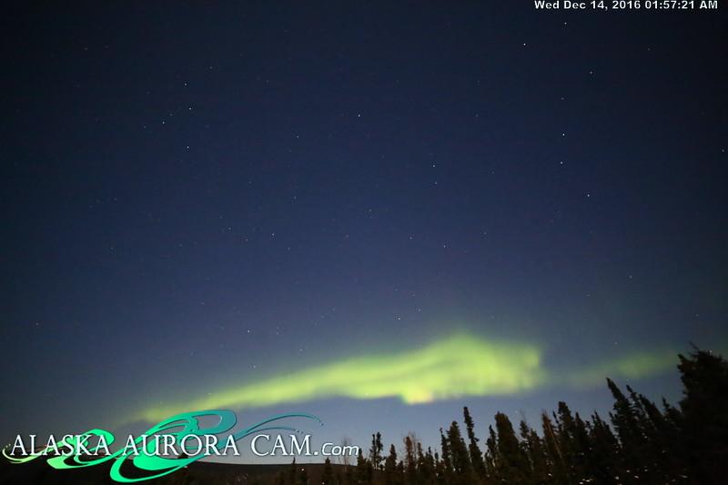 December 13th  - Alaska Aurora Cam
