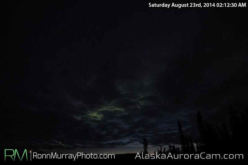August 22nd - Alaska Aurora Cam