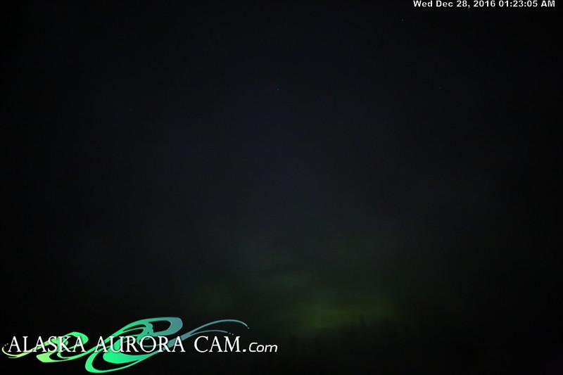 December 27th  - Alaska Aurora Cam