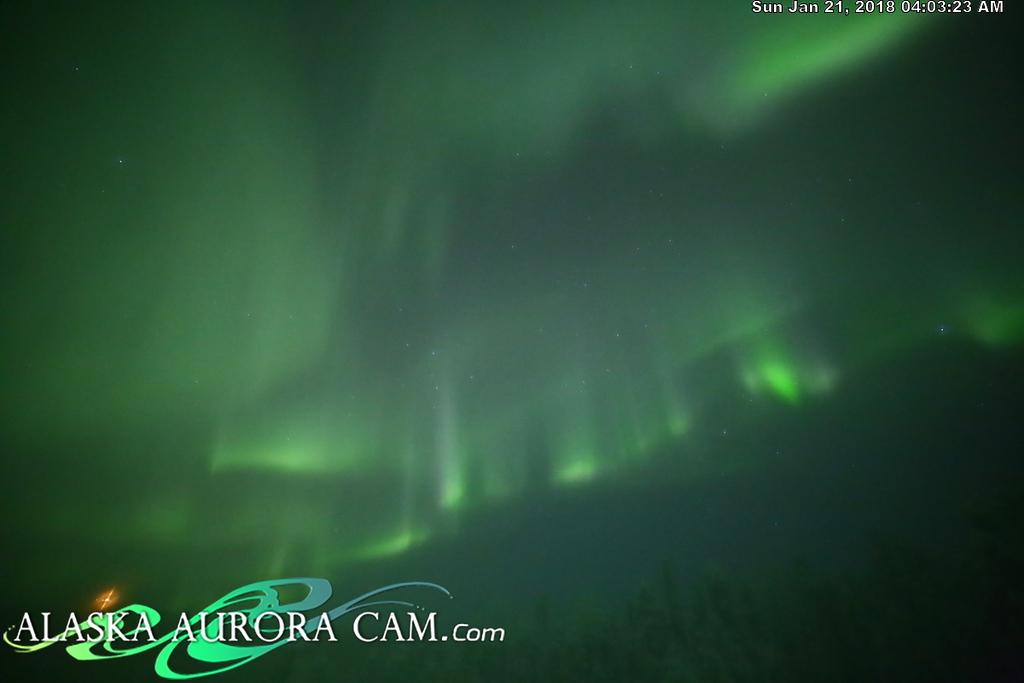 January 20th - Alaska Aurora Cam