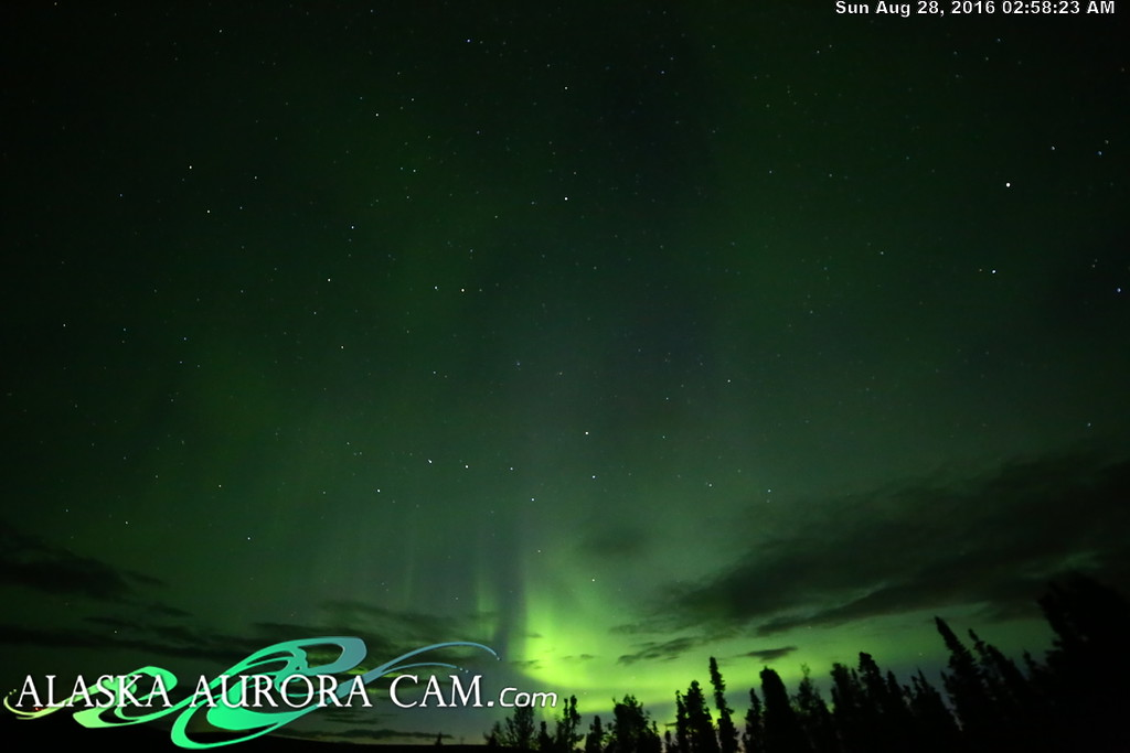 August 27th - Alaska Aurora Cam