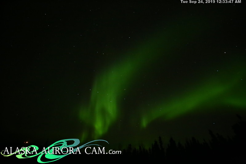 September 24th- Alaska Aurora Cam
