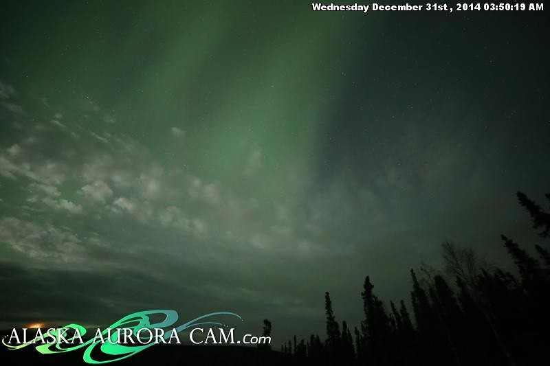 December 30th - Alaska Aurora Cam